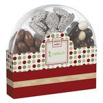Custom 4 Way Standing Chocolate Sampler