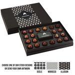 Custom 20 Piece Decadent Truffle Box