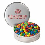 Custom Small Assorted Snack Tins - M&M's
