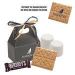 Custom Smores Kit in Mini Gable Box