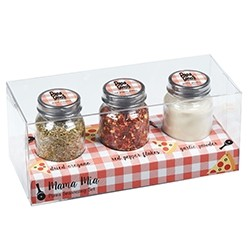 Mama Mia Pizza Seasoning Gift Set