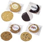 Custom Individually Wrapped Premium Large Cookies