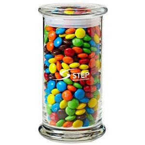 Status Glass Jar - M&M's® (20.5 Oz.)