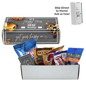 Happy Hour Snack Box (Small Mailer)