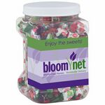 Custom Large Easy Grip Containers - Fruit Bon Bons (Assorted)