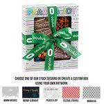 Custom Chocolate Covered Gourmet Box - Option 1