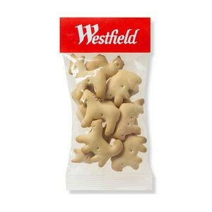 Animal Cookies in Header Bag (1 Oz.)