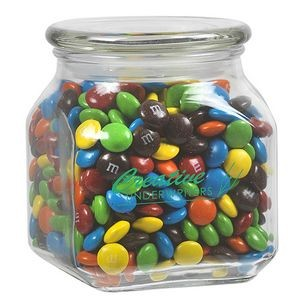 Contemporary Glass Jar - M&M's® (20 Oz.)