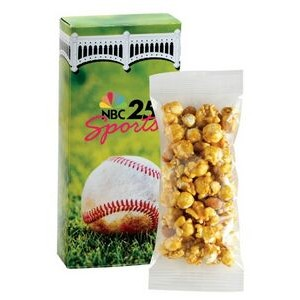 Caramel Corn & Peanuts in Custom Box