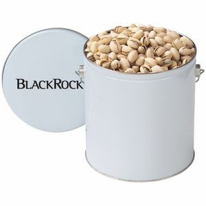 Gallon Snack Tins - Pistachio
