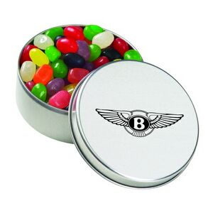 Large Round Tin - Jelly Beans (Assorted)