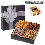 Custom Elegant Gift Box - Sweet & Salty Combo