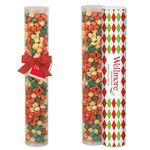 Custom Holiday Popcorn Tube