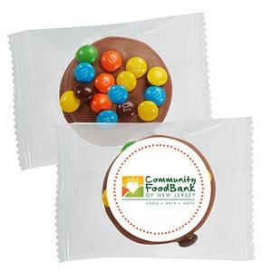 Chocolate Covered Oreo® - Mini M&M's®