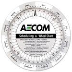 Custom Scheduling Wheel