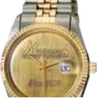 Selco Geneve Ladies' Silver/Gold Cougar Watch