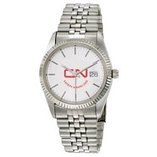 ABelle Promotional Time Saturn Men's Silver Watch