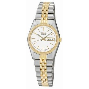 Ladies' Seiko 2-Tone Dress Watch