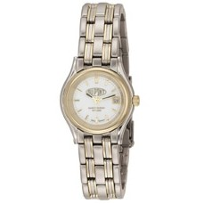 Selco Geneve Ladies Century Two-Tone Watch