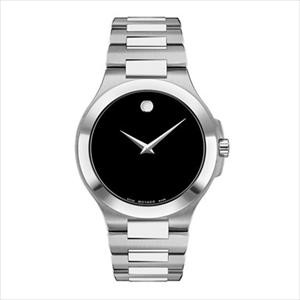 Men's Movado® Museum® Classic Watch w/Stainless Steel Bracelet