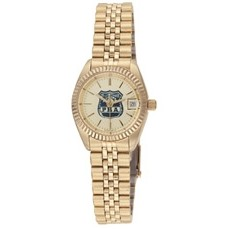 Selco Geneve Gold Lady Commander Watch
