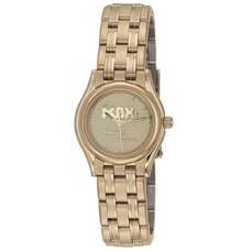 Selco Geneve Ladies' Gold Century Medallion Watch