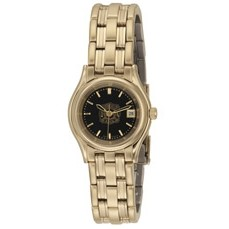 Selco Geneve Ladies Century Gold Watch