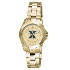 Intrigue Medallion Gold Stainless Steel Ladies' Watch