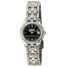 Selco Geneve Ladies Century Silver Watch