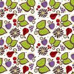 Custom Stock Fresh Fruit Basket Liners & Food Wraps (12