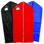 Custom Stock Vinyl Zipper Suit Size Garment Bag (24