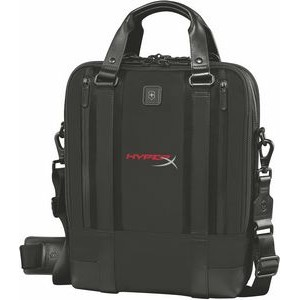 Division 13 Vertical Laptop Brief w/Tablet Pocket
