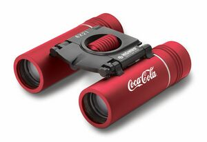 Compact Binocular- Red
