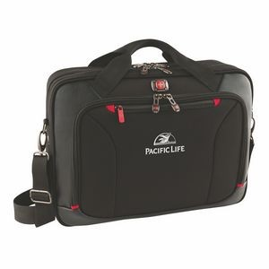 "Wenger® Highwire 17"" Laptop Briefcase w/Tablet Pocket"