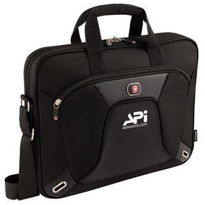 "Wenger® ADMINISTRATOR 16"" Laptop Briefcase"