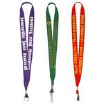 Custom USA Made-Union Printed Lanyard (1