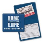Custom License and Insurance Card Holder (7 1/2