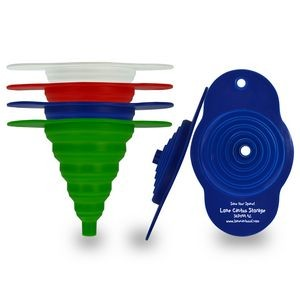 Cook's Choice Collapsible Silicone Funnel