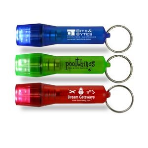 Be Seen Light Key Chain