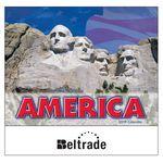 Custom 2018 America! Wall Calendar - Stapled