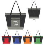 Custom Non-Woven Uptown Tote Bag