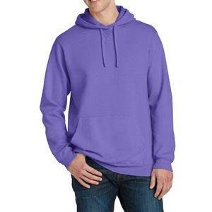 Port & Company® Pigment-Dyed Pullover Hooded Sweatshirt