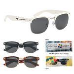 Custom Panama Sunglasses