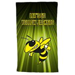 Custom Rally Towel - Dye Sublimated