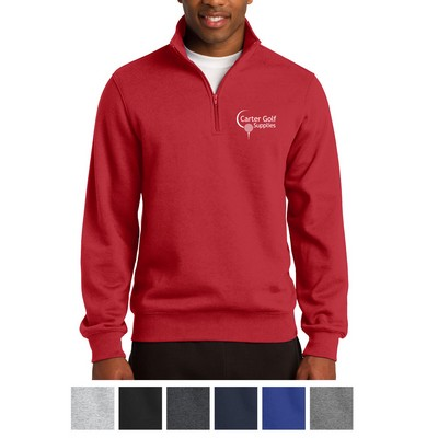 Sport-Tek® Tall 1/4-Zip Sweatshirt