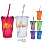 Custom 20 Oz. Sunsplash Single Wall Tumbler