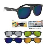 Custom Mirrored Malibu Sunglasses