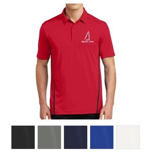 Sport-Tek® Contrast PosiCharge® Tough Polo™