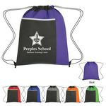 Custom Non-Woven Pocket Sports Pack