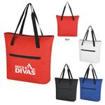 Custom Water-Resistant Tote Bag